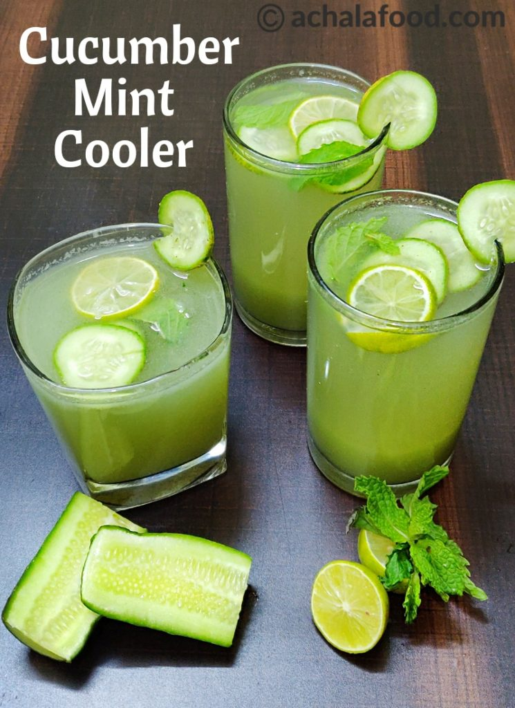 Cucumber Mint Cooler Recipe